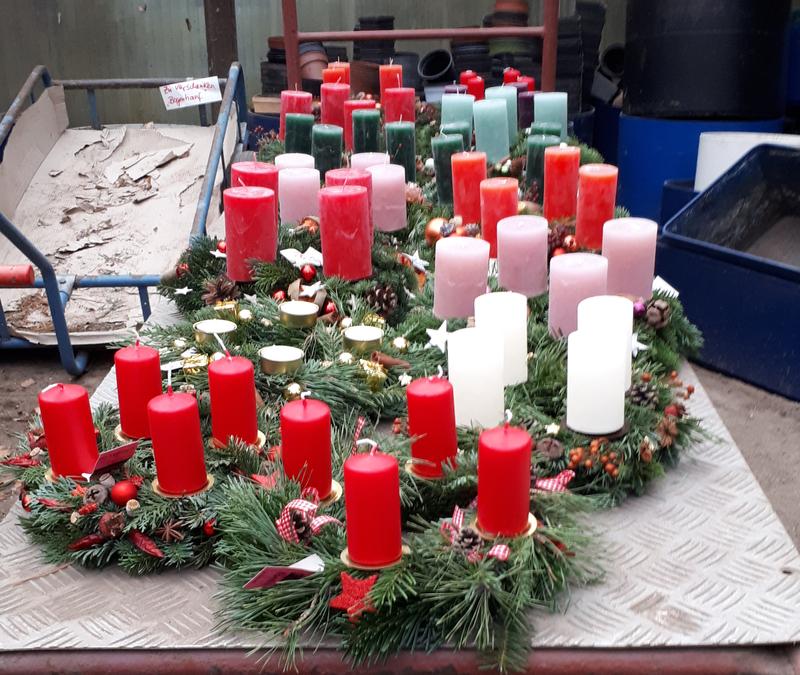 Teltow: Weihnachtsverkauf im Teltower Kräutergarten am 1. Dezember