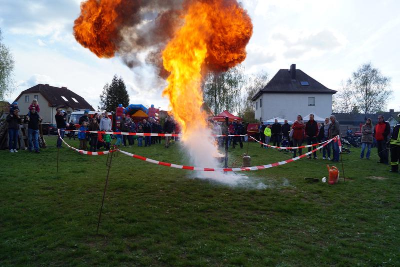 Teltow Freiwillige Feuerwehr Ruhlsdorf Feierte 90 Grundungstag